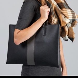 Vince Comuto Luck Tote in Black- Brand New!